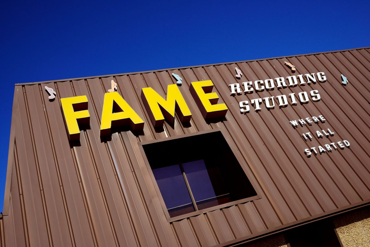 Muscle Shoals, Fame Recording Studios