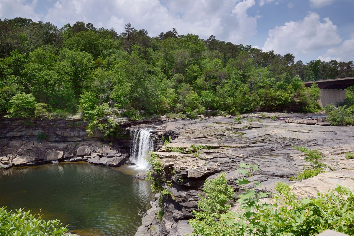 Gaylesville, Little River Falls